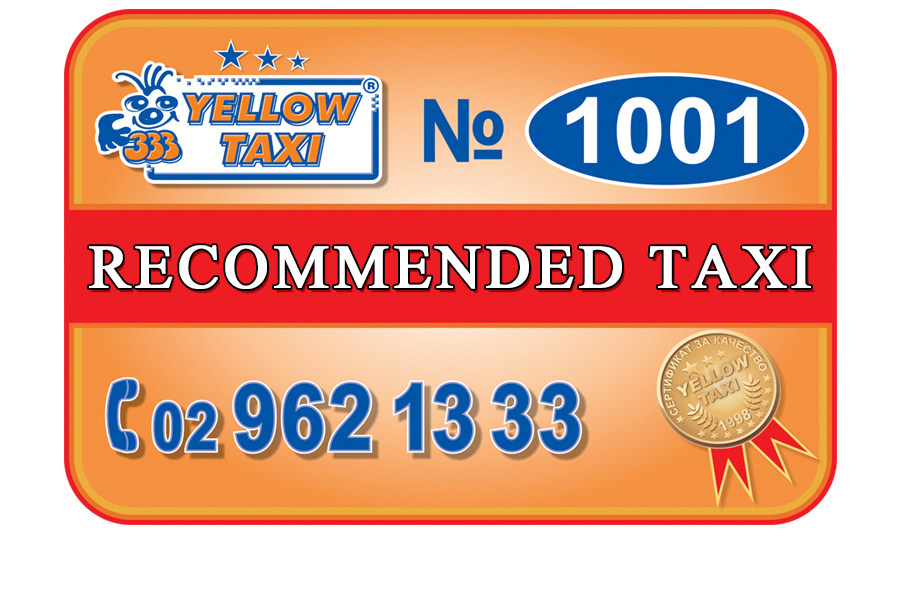 Recommended taxi